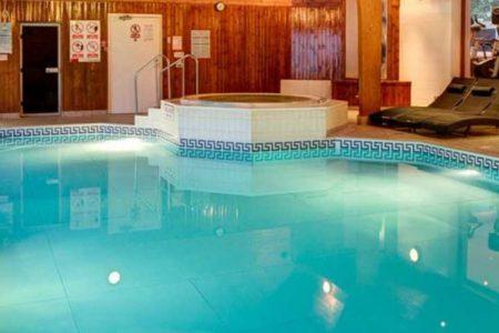 The Kingsmills Hotel swimming pool