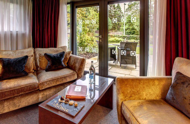 A Retreat Room at Kingsmills Hotel