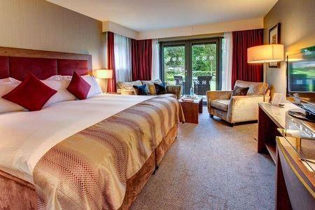A Kingsclub retreat room at Kingsmills Hotel