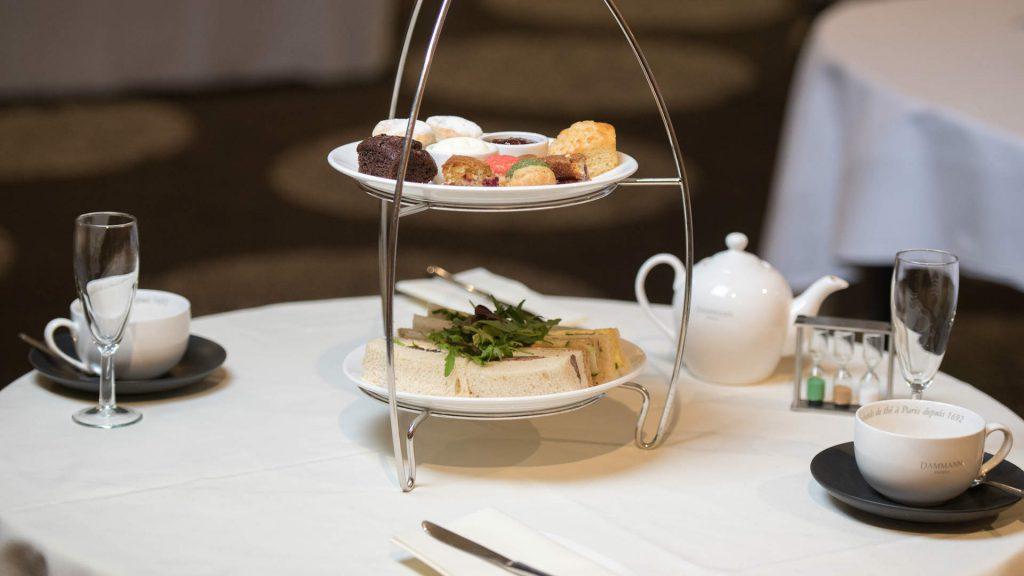 Afternoon tea at Kingsmills Hotel, Inverness