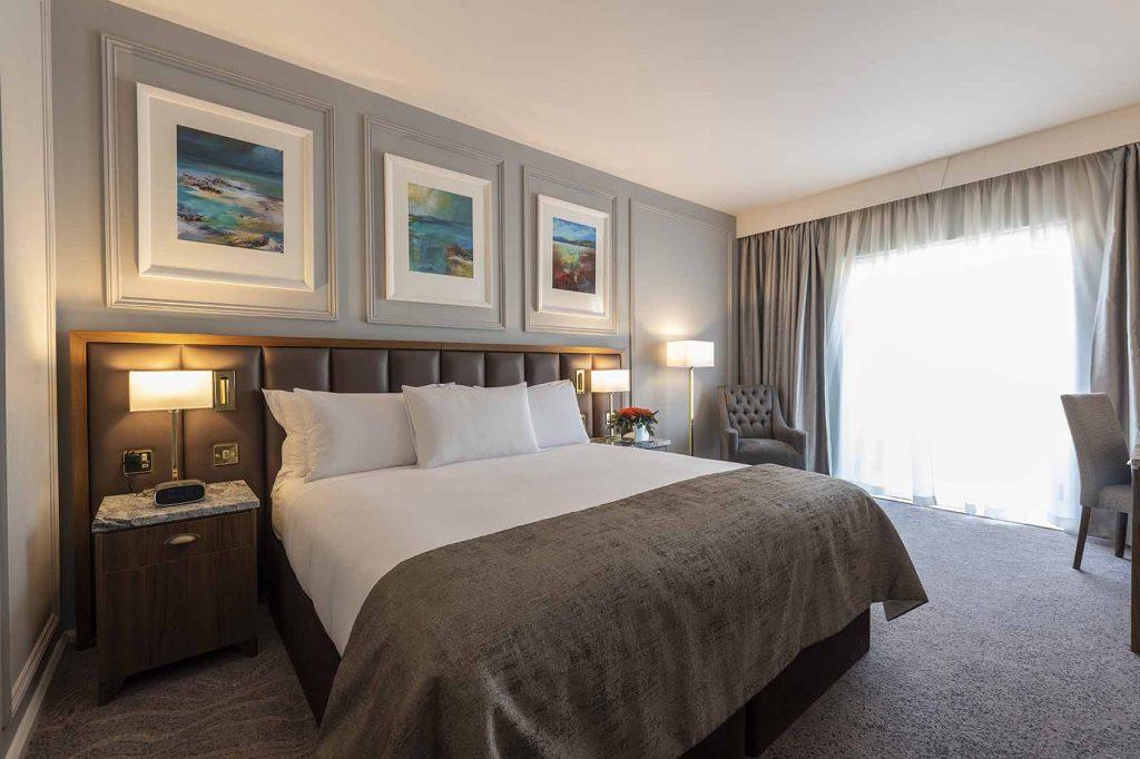 A Cedar room in Ness Walk Hotel