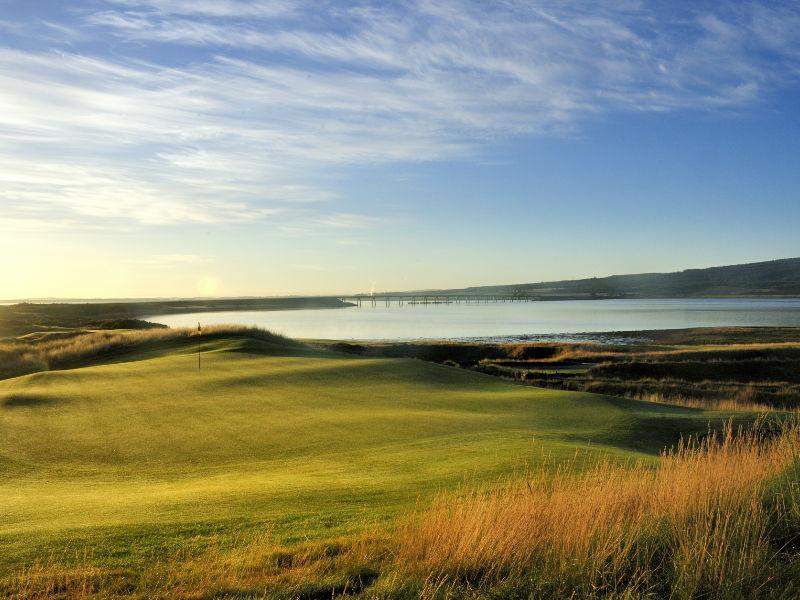 Carnegie Golf Course, Sixth Hole
