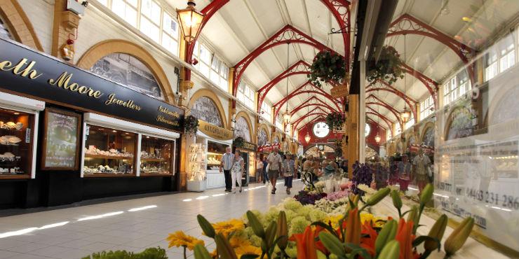 Victoria Market in Inverness