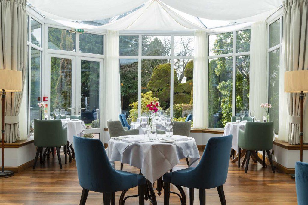 The Conservatory Restaurant at Kingsmills Hotel
