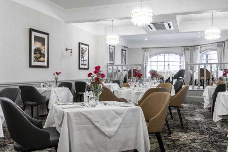 The Inglis Restaurant at Kingsmills Hotel